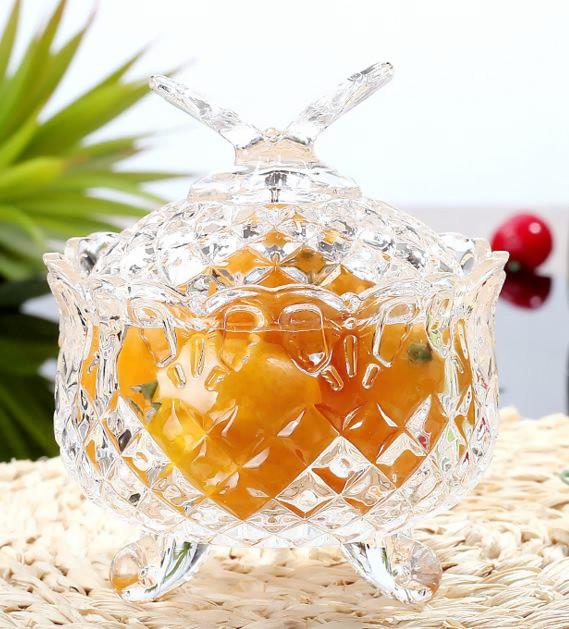 Wedding Use Glass Jar Creative Glass Jar