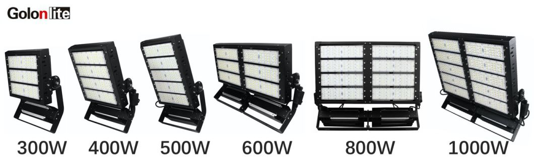 Golon LED Outdoor Projector Area High Mast LED Stadium Lighting