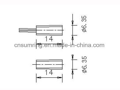 Golden Manufacturer Magnetic Reed Switches