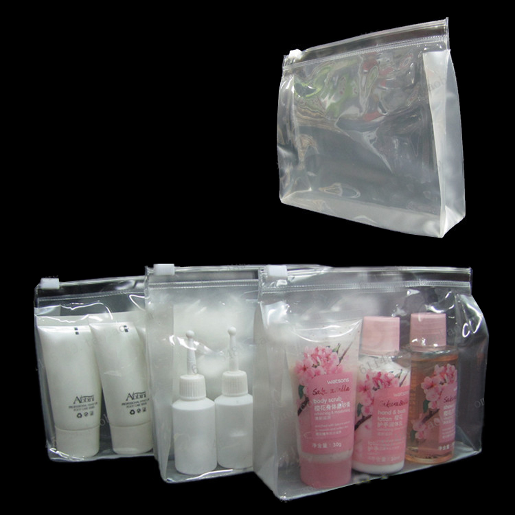 Clear EVA Cosmetic Bag for Pomotion