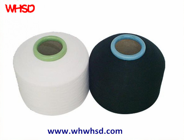 100% Polyester Gold Color Sewing Thread
