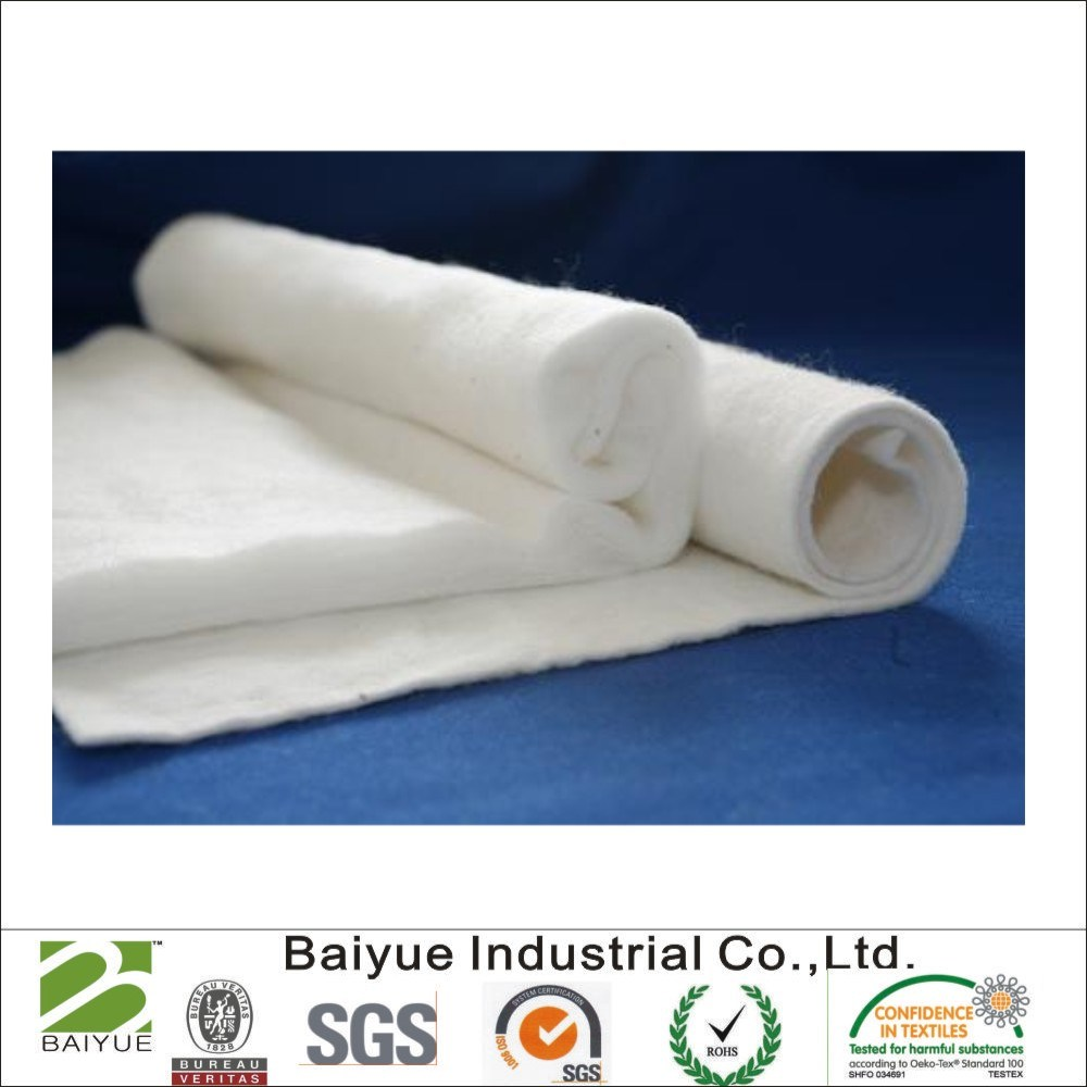 Polyester Needle Punched Nonwoven Fabric Filter Cloth Felt