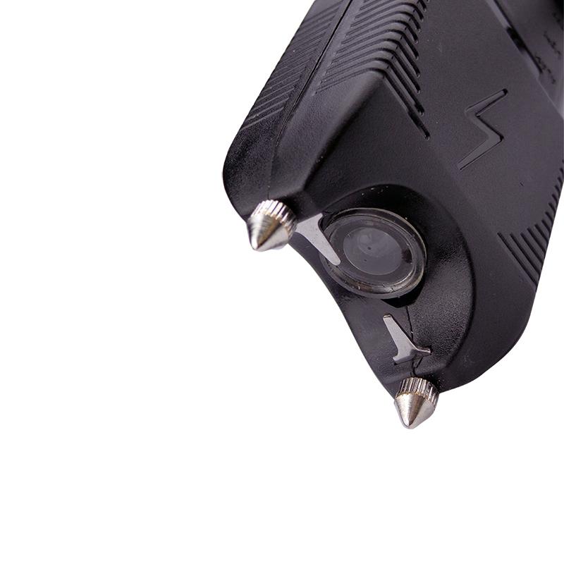 Bright LED Police Stun Guns with Loud Alarm (TW-10)