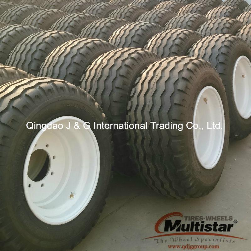 Farm Small Tyre Implement Tyre for Trailer Baler Spreader Mixer Imp-05