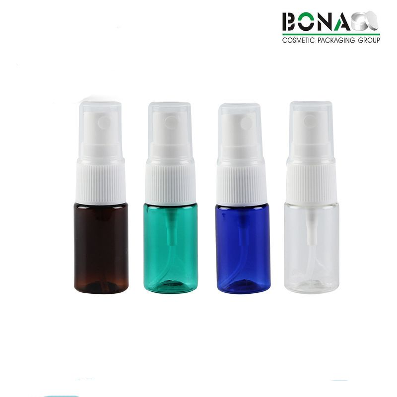 10ml Pet Bottle with Pump Sprayer