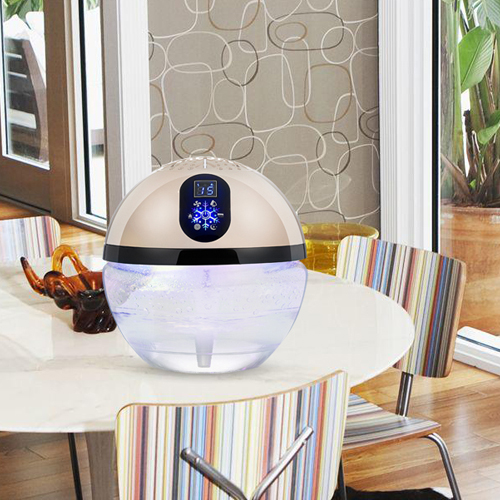Kenzo Air Purifier Vacuum Cleaner for Home Water Freshener