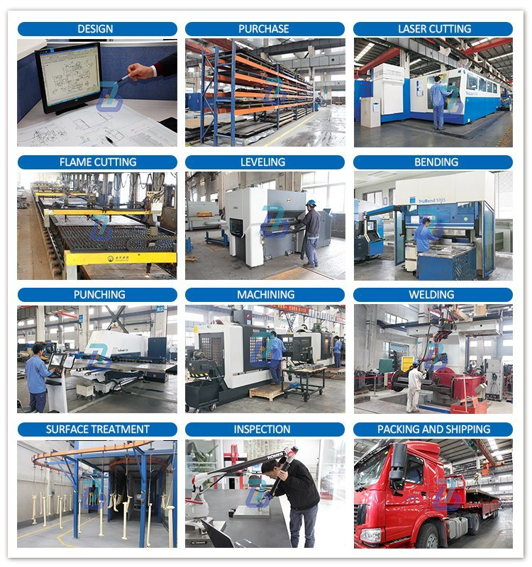 Deforestation Machinery Metal Parts, Agricultural Machinery Parts