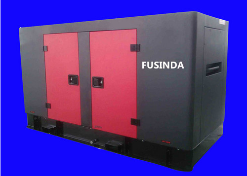 10-120kw Silent Type Diesel Generator Set with 2 Cylinder