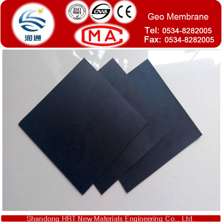 100% Waterproofing HDPE Geomembrane for Pond Liner