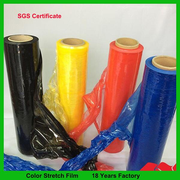 Hand Use LLDPE Stretch Film / Film Strech