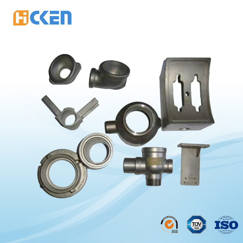 High Precision Investment Casting Steel Auto Parts