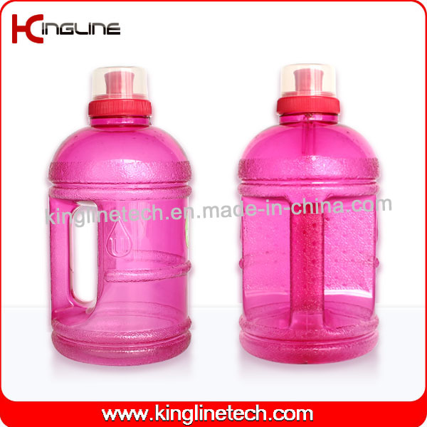 1L Plastic Water Jug Wholesale BPA Free with Handle (KL-8005)