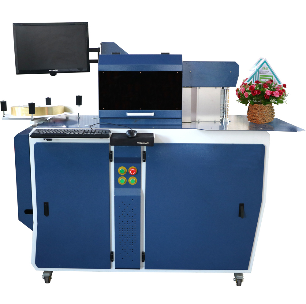 Auto Channel Letter Bending Machine Price for Sale