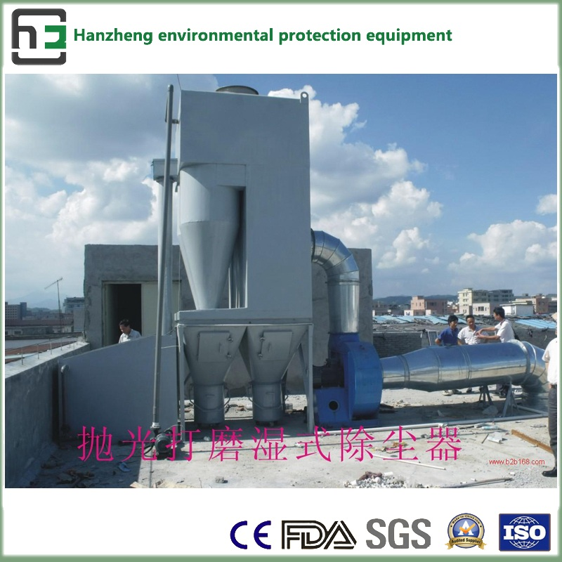 Desulphurization Operation-Dust Collector