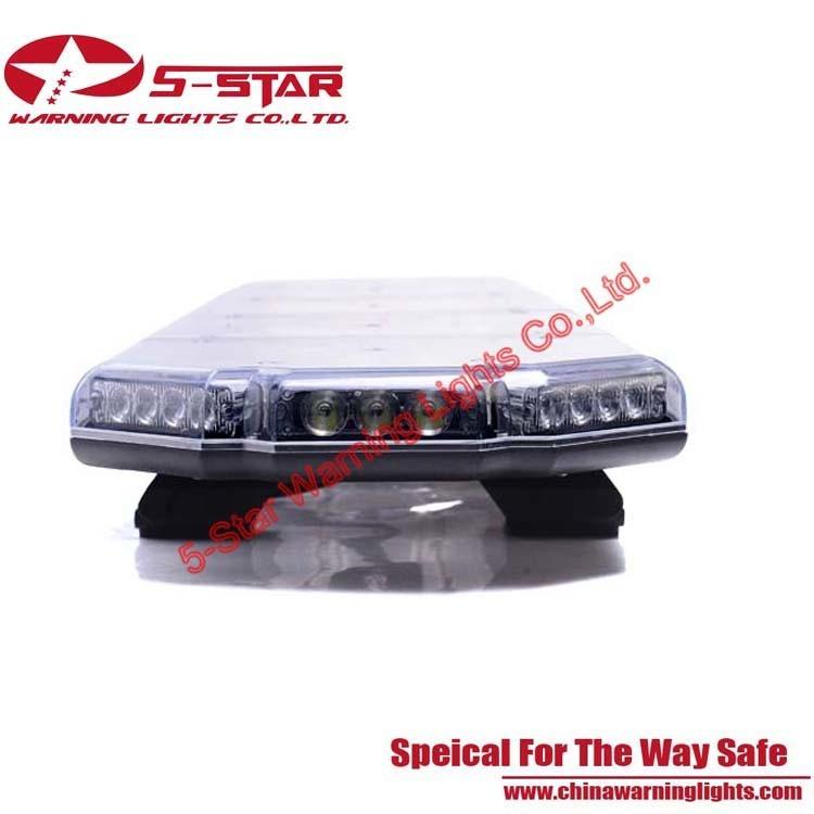 Super Bright 3W PC Lens Firefighting Police Car Truck LED Warning Lightbar