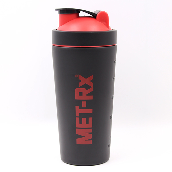700ml Protein Shaker bottle, sports bottle, fitness shaker bottle, gym shaker, stainless steel shaker bottle, water bottle(KL-7068)
