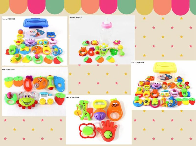 Excellent Quality Baby Rattle Toys for Kids