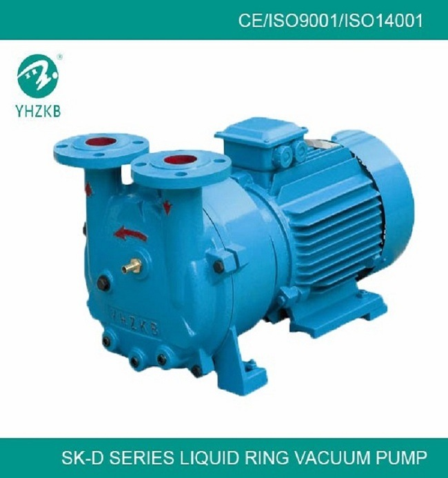 Yhzkb Yulong Sk-4.5D 7.5kw DC Single Stage Micro Liquid Ring Vacuum Air Pump for Sale