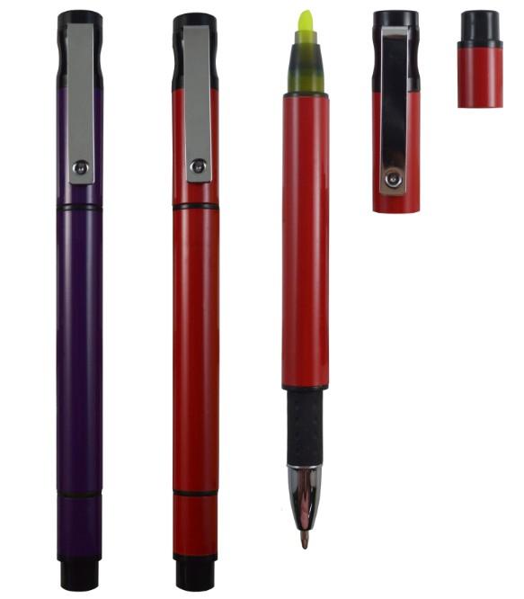 Marker Highlighter Pen, Fluorescent Pen (LT-D006)
