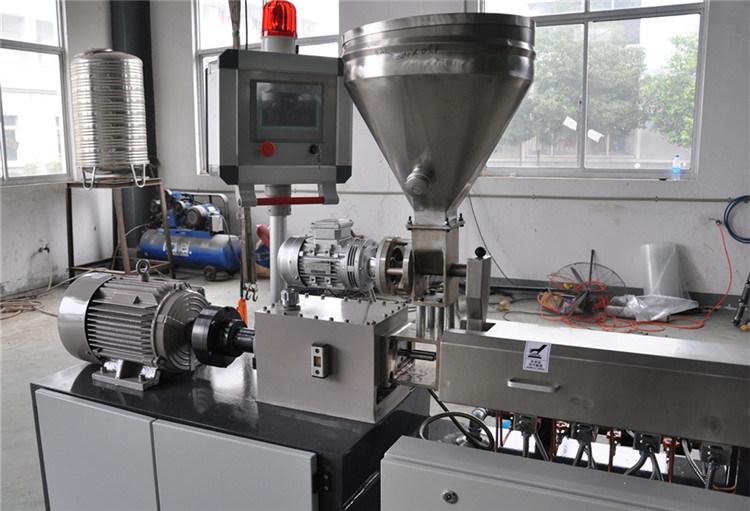 Nanjing Haisi Tse-35 New Lab Twin Screw Extruder Machine