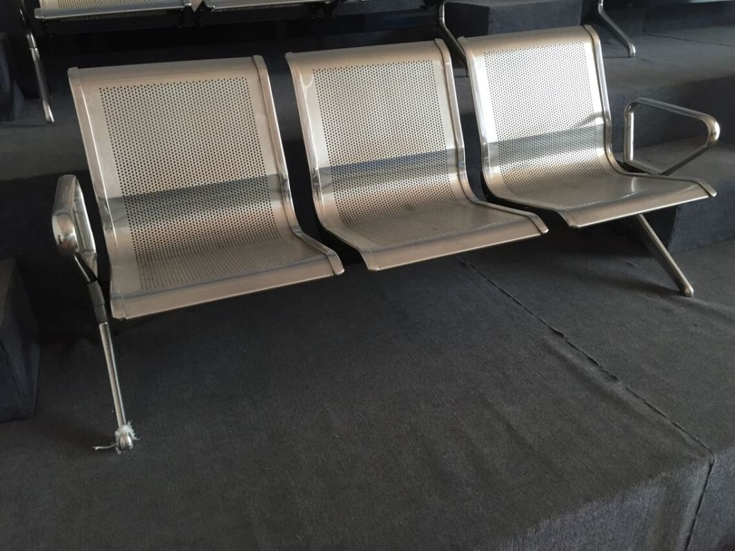Stainless Steel Airport Chair Waiting Chair (FECB303)