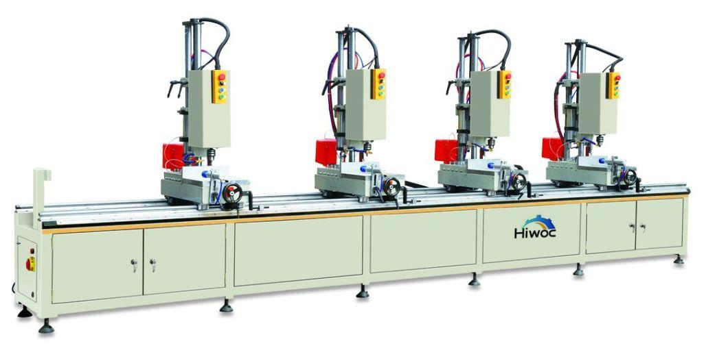 Factory Supply Aluminum Drilling Machine Multi Head Drilling Machine Aluminum Window Door Machine Aluminum Curtain Wall Processing Machine Lzz6-13
