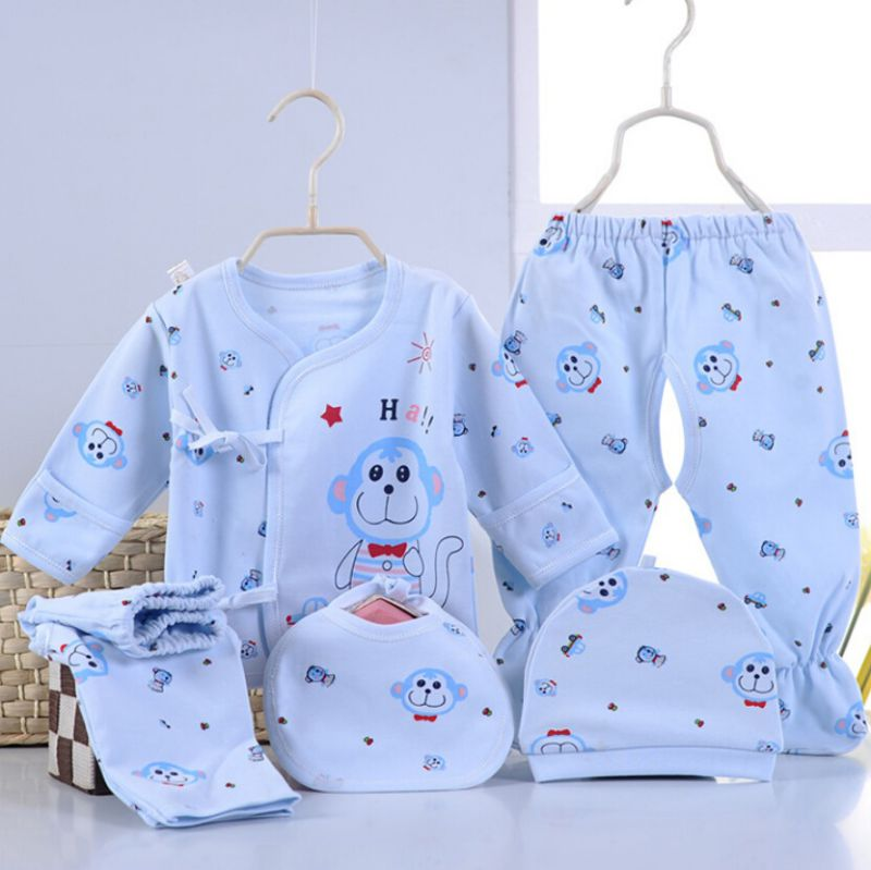 Newborn Baby 5PCS Infant Apparel