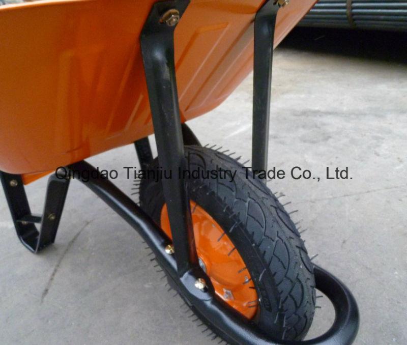 Strong Wheelbarrow for Industial Wb6400