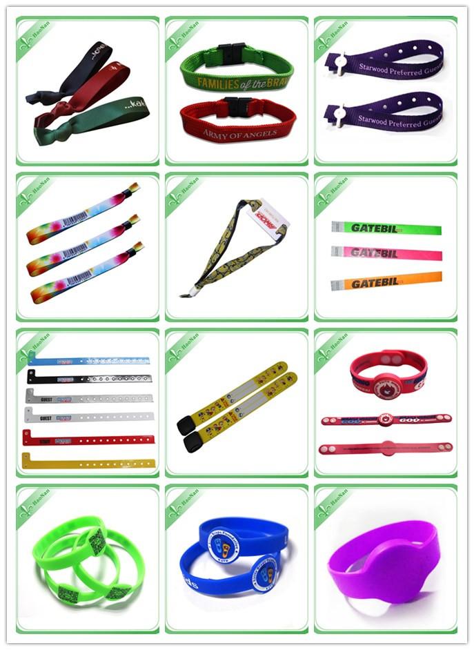 Wholesale New 2016 Slicone Bracelet (HN-SW-102)