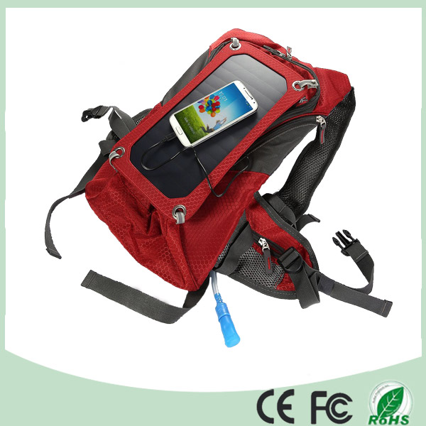 Hot Selling Outdoor Sport Solar Charging Backpack (SB-178)
