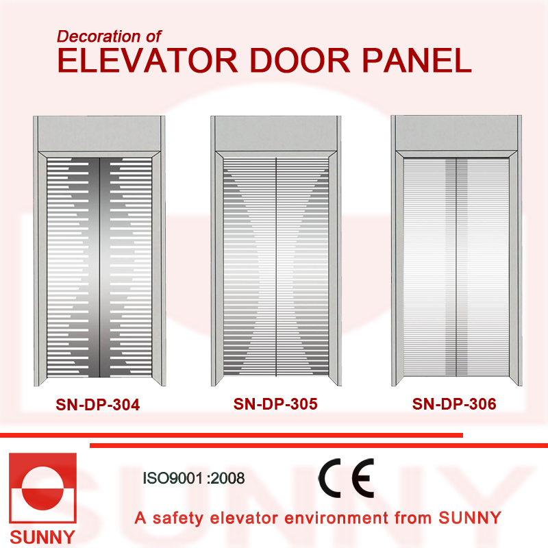 Door Panel for Elevator Cabin Decoration (SN-DP-301)