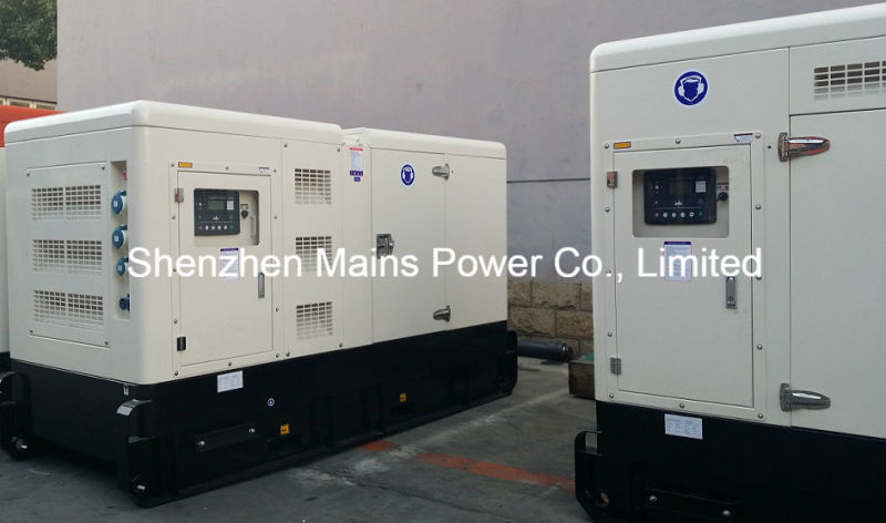 200kVA 160kw Standby Rate UK Engine Silent Type Diesel Generator