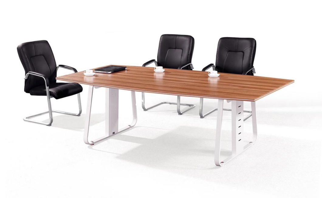 Office Furniture Steel Leg Conference Table Modern Office Meeting Table