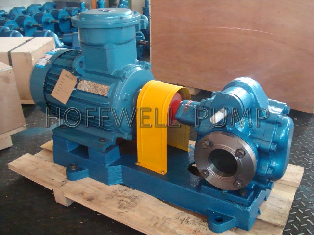 CE Approved KCB300 Fuel Oil Gear Pump