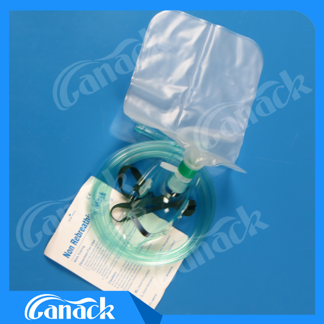 Oxygen Mask with Reservoir Bagen