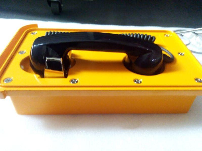 Heavy Duty Telephones Auto Dial Phone Tunnel Phone Knsp-10 Kntech