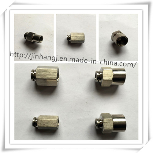 Stainless Steel Internal Thread Tube Connectors