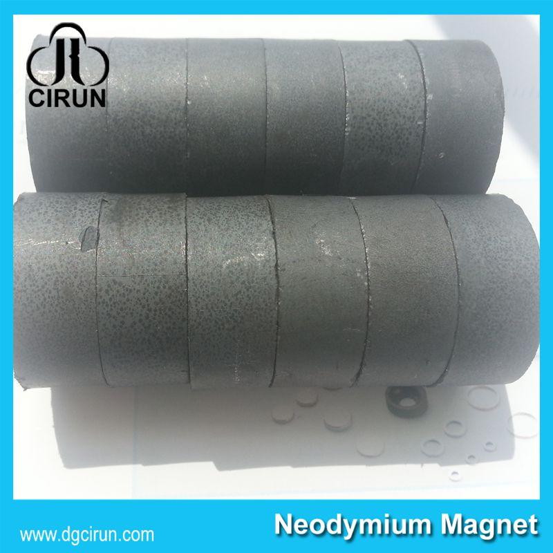 Custom Size Ceramic Ferrite Motor Magnets