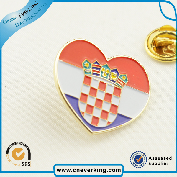 Promotional Factory Directly Sale Cheap Tin Button Badge for Party