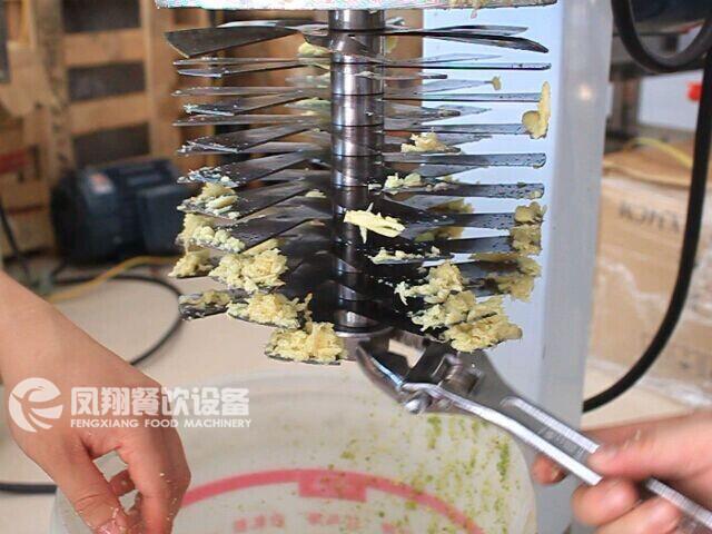 Garlic Grinding Machine, Garlic Processor, Paste Processing Machine FC-307