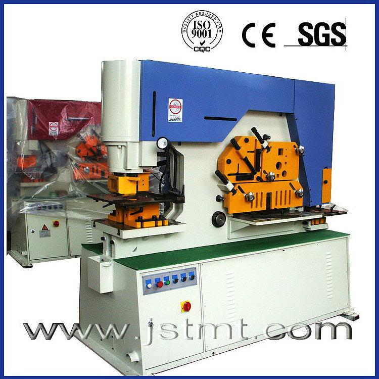 Q35y Series Hydraulic Ironworkers for Multi-Function (Q35Y-25 Q35Y-30)