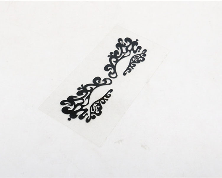Face Art Eye Shadow Sticker Removable Glitter Flash Eye Sticker