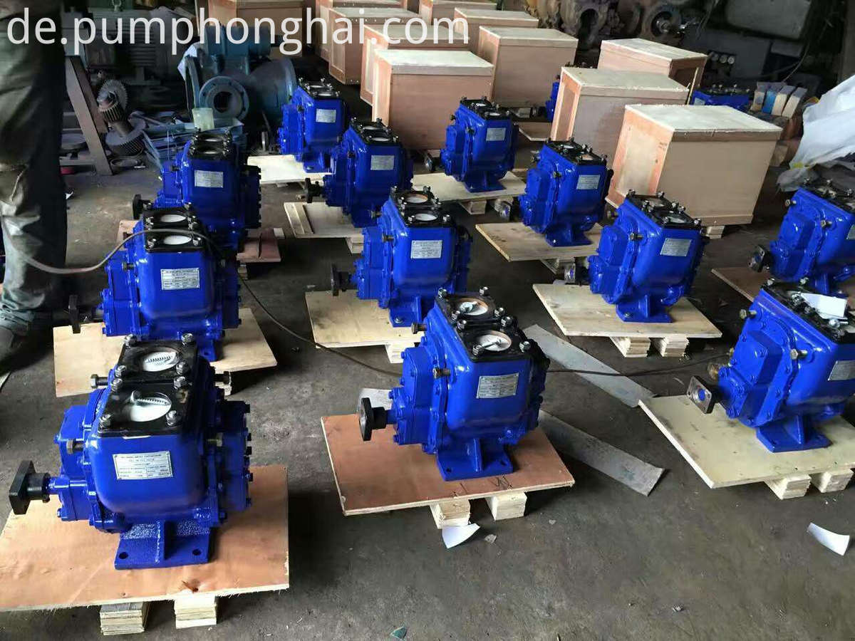 YHCB arc gear pump
