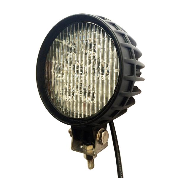 24V Square 30W LED Machine Work Lamps