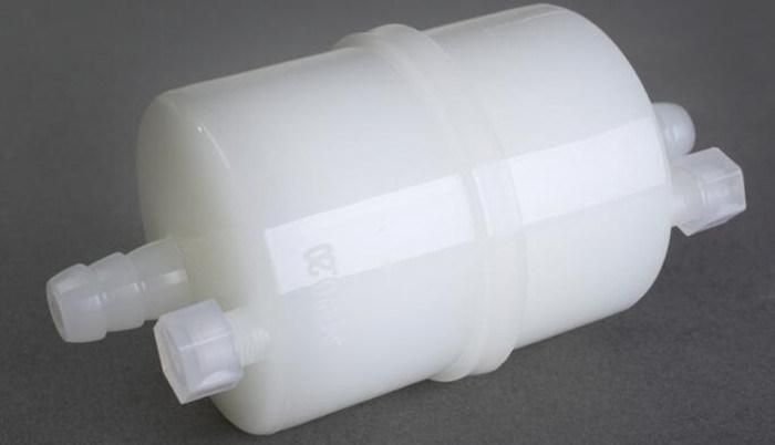 0.2um 5'' PTFE Membrane PF Capsule Filter for Filtration of Solvent and Medicine Liquid