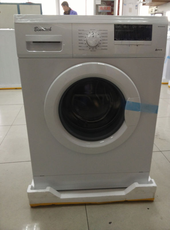 7kg a+++ Front Loading Fully Automatic Washing Machine with Spin