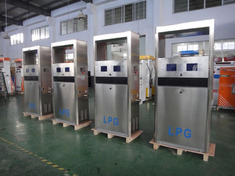 Stable LPG Dispenser