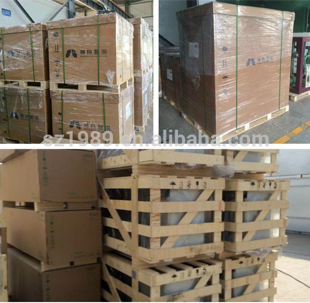 Supermarket Spinach Cold Room Refrigerator Refrigeration Equipment