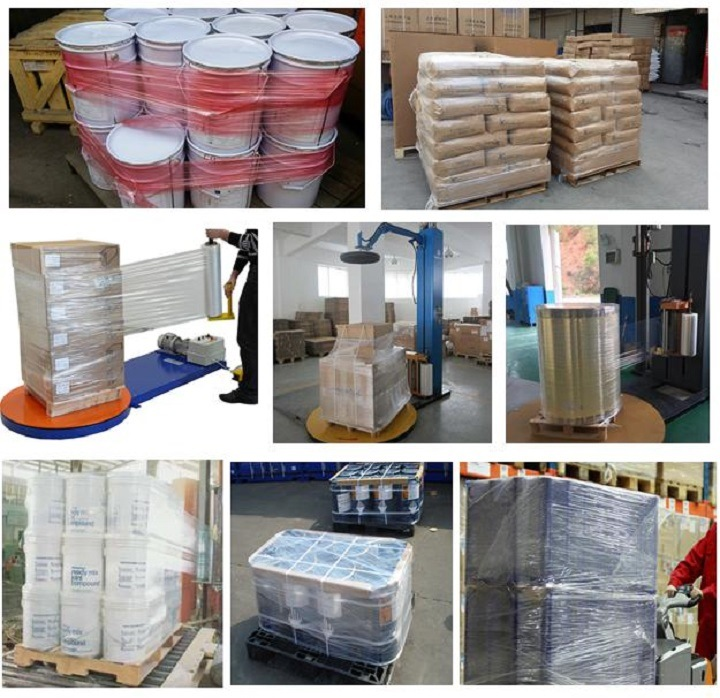 Transparent Protective Shrink Packing /Pallet Wrapping/ Stretch Film