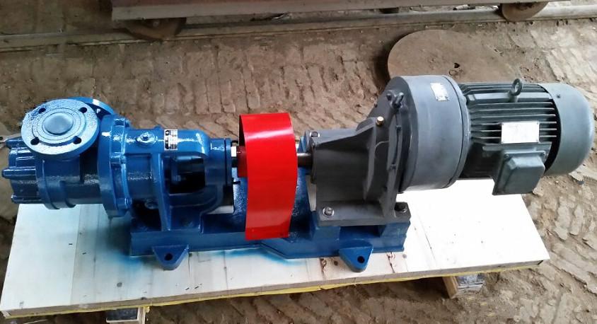 Cast iron NYP series high viscosity gear pump